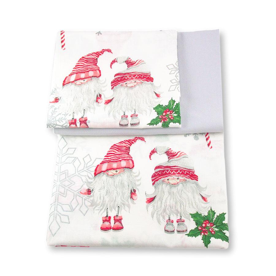 Спален комплект Коледни тролчета