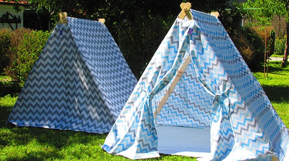 Палатка – гимнастика Happy Babies 2 в 1